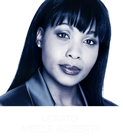 Lerato Mbele - Roberts